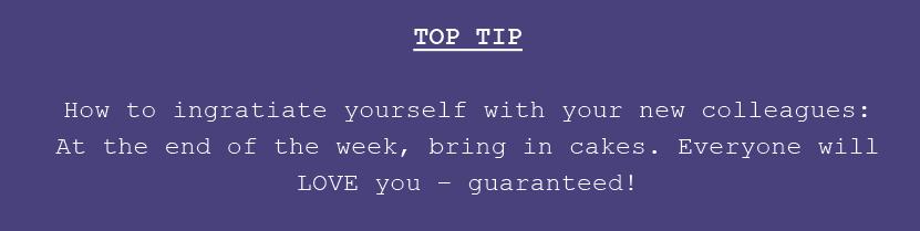 Top tip 2