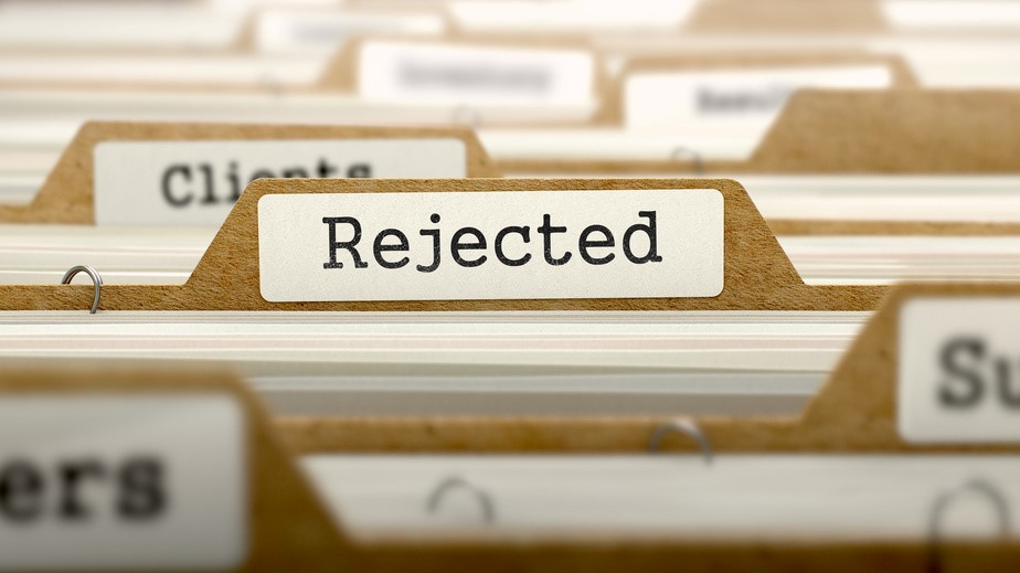 job rejections