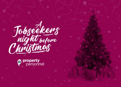 A Jobseeker's Night Before Christmas