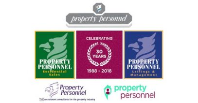 30 years of Property Personnel