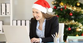Dream Job in Estate Agency at Christmas