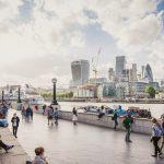 Property career in London